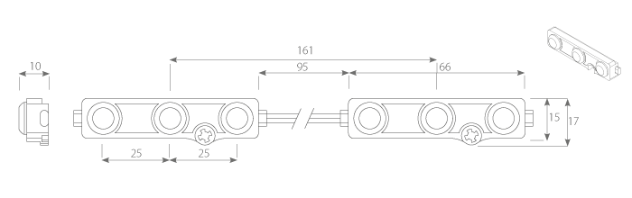 ves3 dimensions